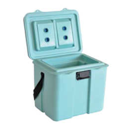 Conteneur isotherme medical