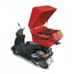 Caisson livraison pour scooter