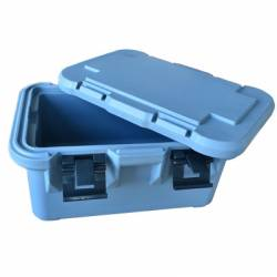 Conteneur Isotherme 40 L - Bleu
